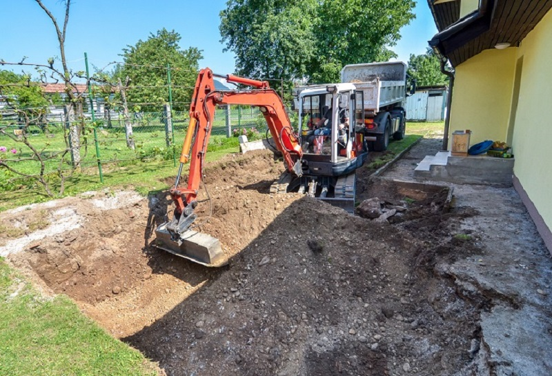 earthmoving service