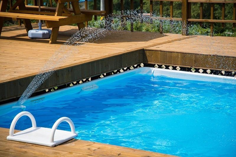 swimming pool repairing