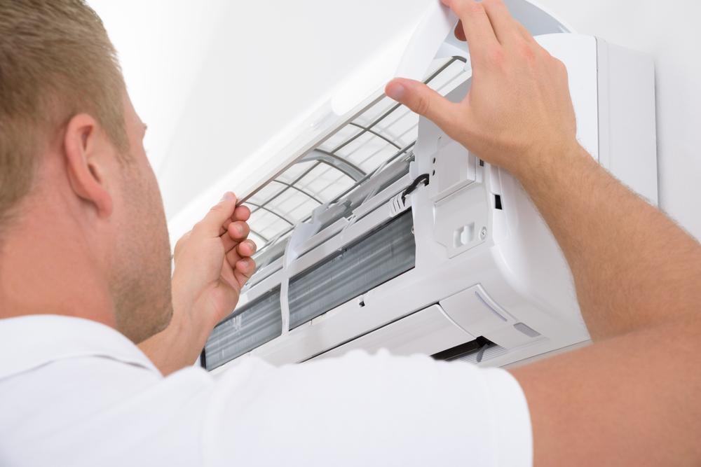 install-air-conditioner