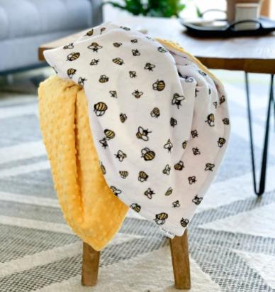 Minky Blankets